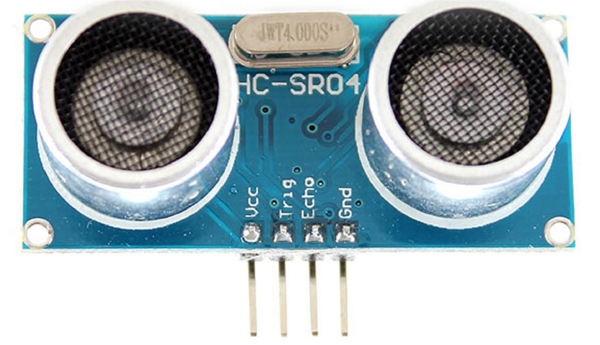 Ultrasonic distance measurement with RL78 and HC-SR04 module