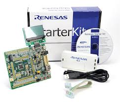 RX111 Starter Kit – Kit and the Renesas RX100 product line Overview