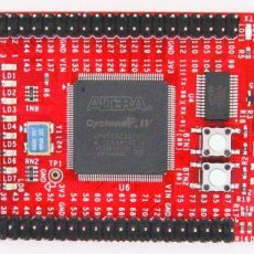 Ahmes - Implementation on an Altera Cyclone IV FPGA