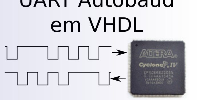 UART Autobaud em VHDL