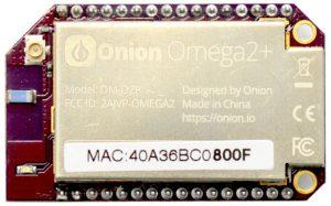 Onion Omega 2+