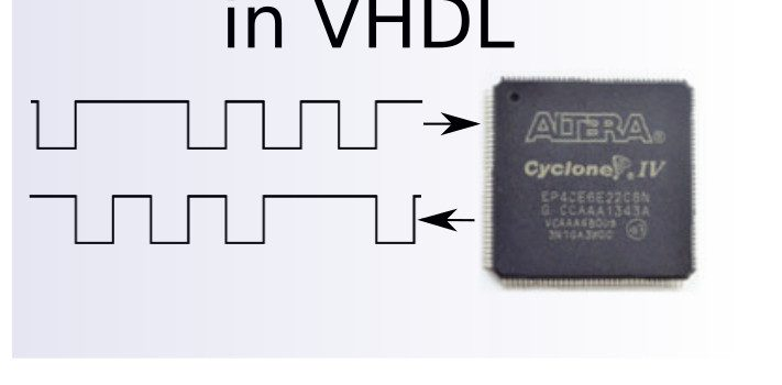 Autobaud UART in VHDL