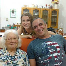 Grandma Juçá passed away