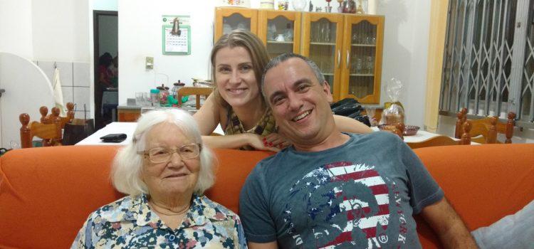 Grandma Juçá passed away